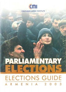 2003_Parliamentary elections guide